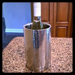 Crate & Barrel wine chiller